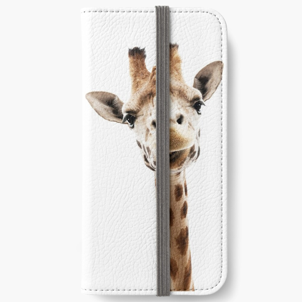 Giraffe iPhone Flip-Case