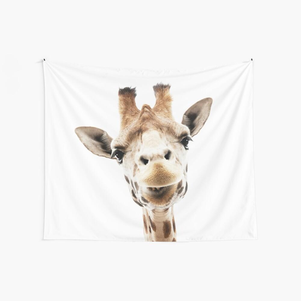 Giraffe Wandbehang