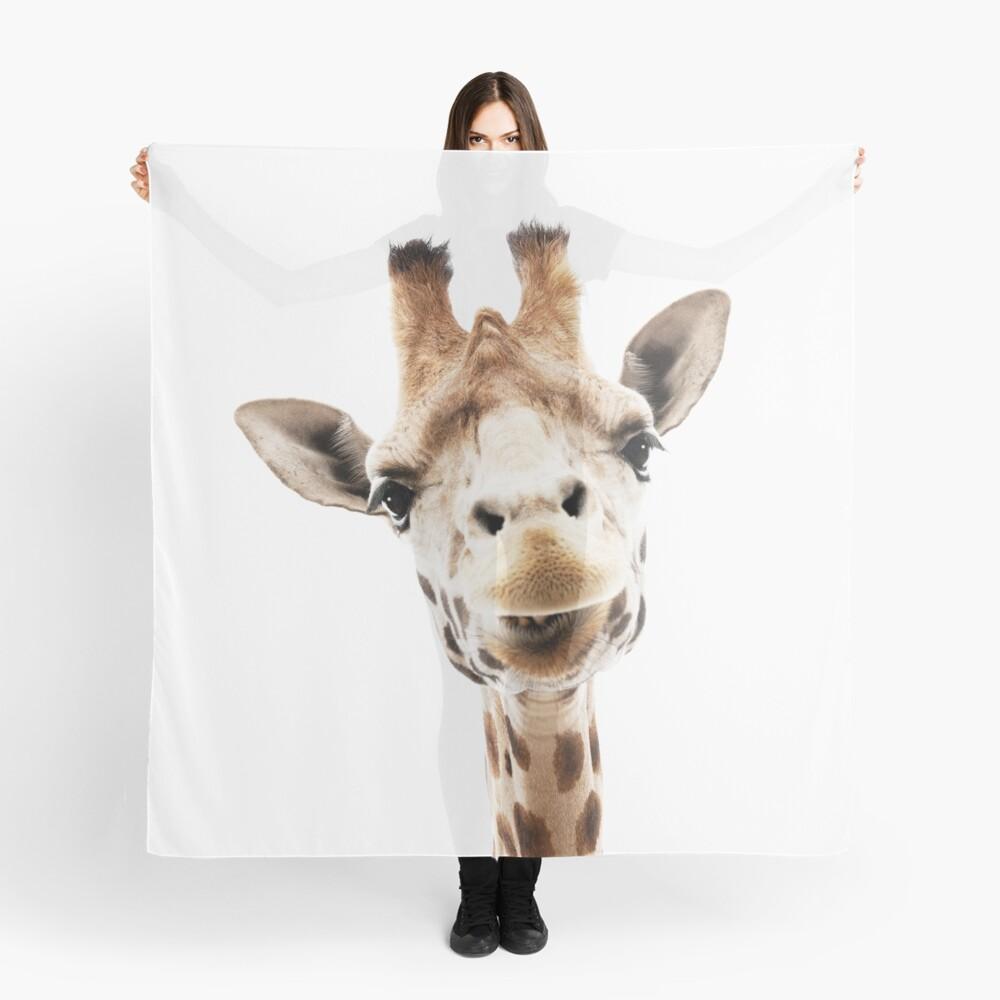 Giraffe Tuch