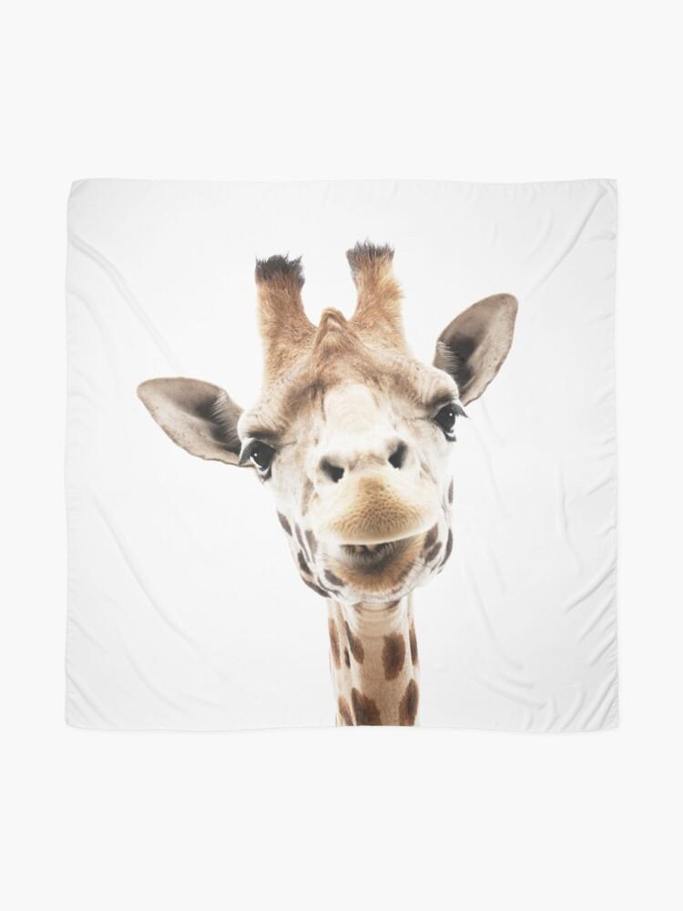 Alternative Ansicht von Giraffe Tuch