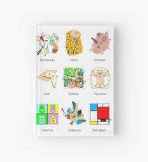 Kunststunde Notizbuch