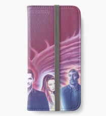 Lucifer - When hell is family iPhone Wallet/Case/Skin