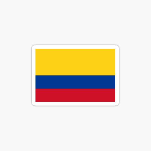 Colombian flag Sticker