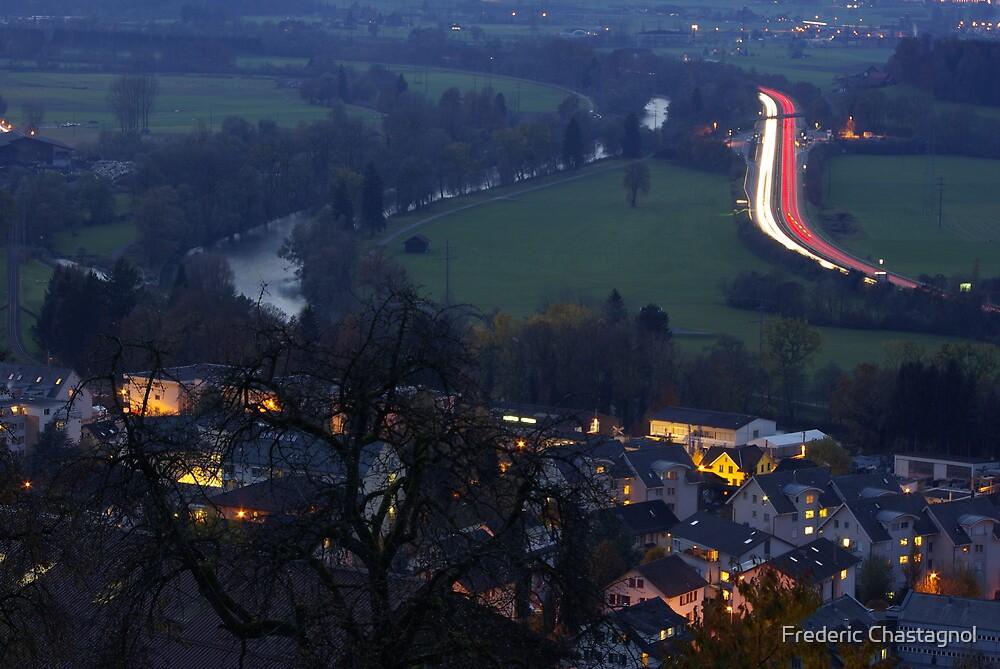 Rontal Motorway by Frederic Chastagnol