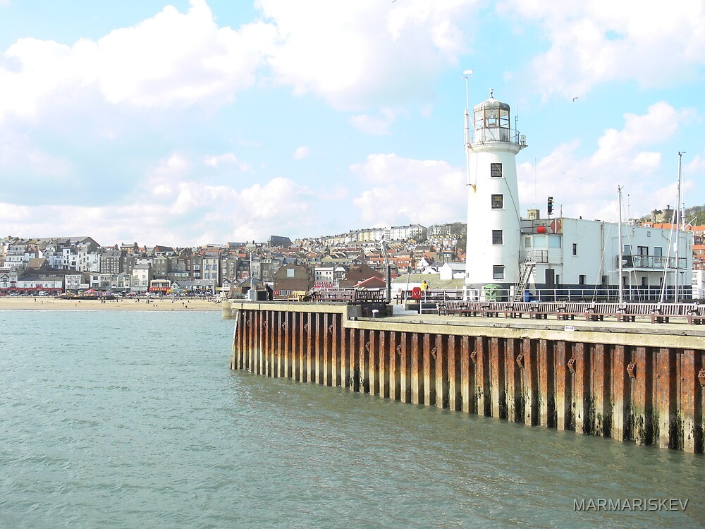 SCARBOROUGH LIGHTHOUSE by MARMARISKEV