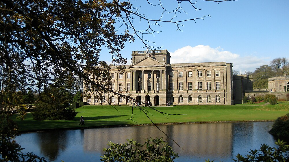 Lyme Park by trunkguy