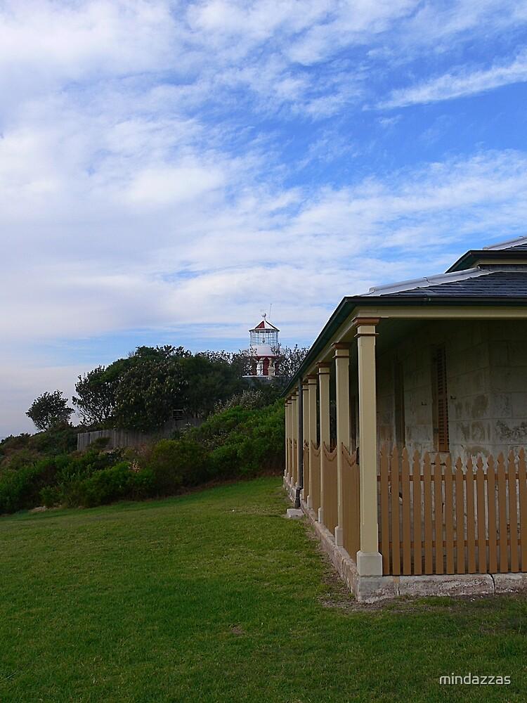 Lightouse, coastal house by mindazzas