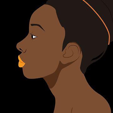 Proud black girl - 3 by imgabsveras