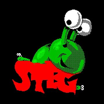 Gaming [ZX Spectrum] - Steg the Slug by ccorkin