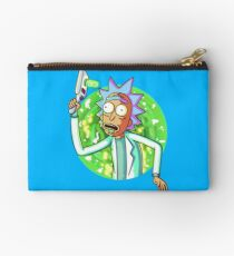 Rick and Morty design Studio Pouch