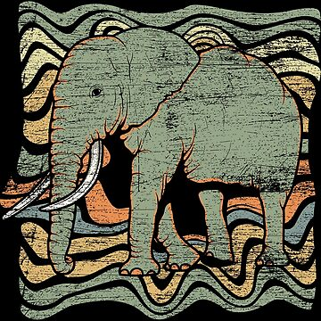 Elephant spirituality by GeschenkIdee