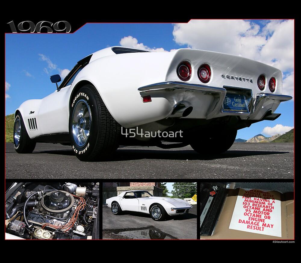 1969 Corvette by 454autoart