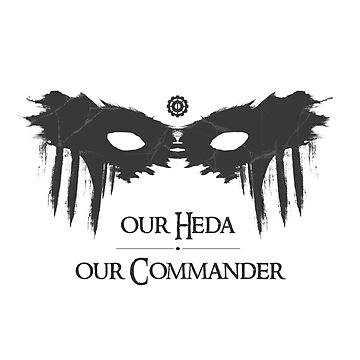 Our Heda, our Commander by manuluce