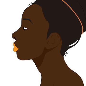 Proud black girl - 4 by imgabsveras