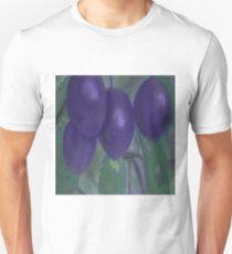 Purple Plums Unisex T-Shirt