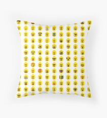 The Many Faces of Lego Floor Pillow