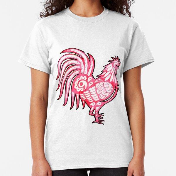 Watercolor Art | The Cockerel Classic T-Shirt