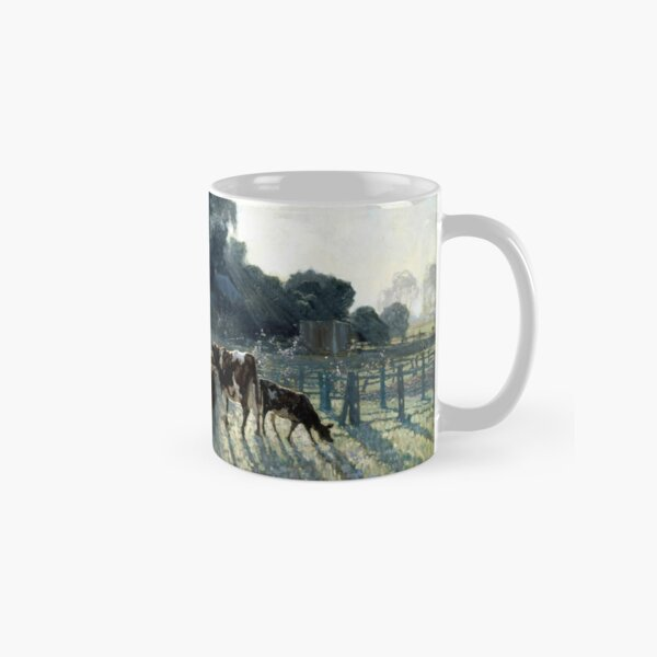 Elioth Gruner Spring Frost Classic Mug
