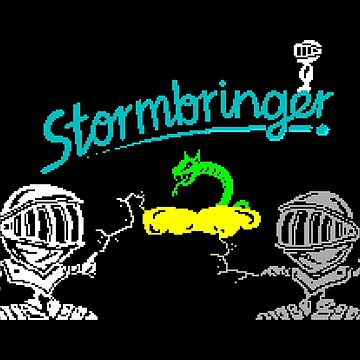 Gaming [ZX Spectrum] - Stormbringer by ccorkin