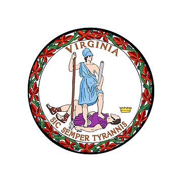 Seal of Virginia by fourretout