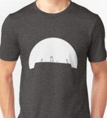 Bremen football stadium in the sunset  Unisex T-Shirt