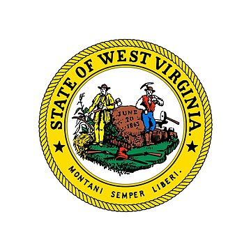 Seal of West Virginia by fourretout