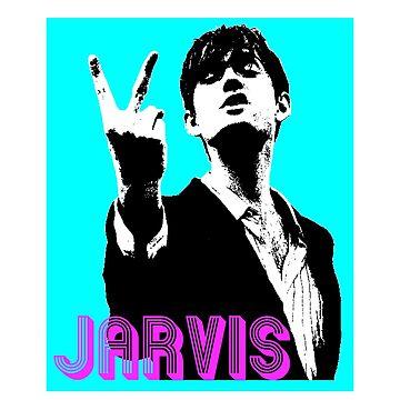 Jarvis Cocker by DedEye