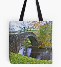 Packhorse Bridge Tote Bag