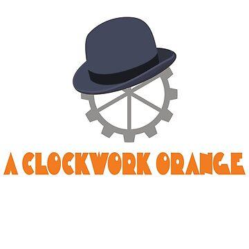 A Clockwork Orange  by pepperypete