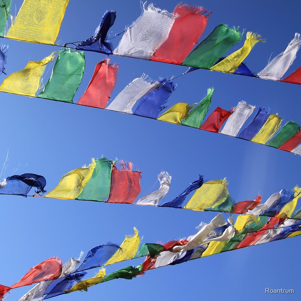 Prayer Flags by Roantrum