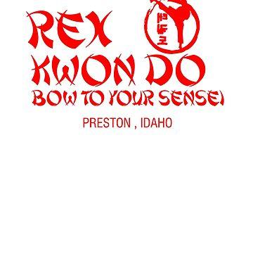 Rex Kwon Do bow to your sense! Preston, Idaho by Faba188