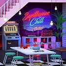 Synthwave And Chill by dennybusyet