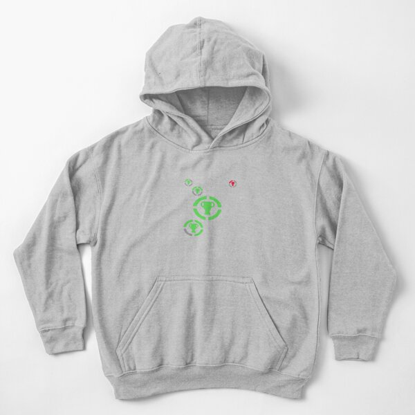 Game Theory Level Official Logo Gift idea for Game Nerds Kids Pullover Hoodie