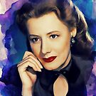 Irene Dunne, Vintage Actress by SerpentFilms