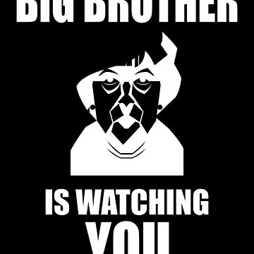 Big Brother Is Watching You by pepperypete