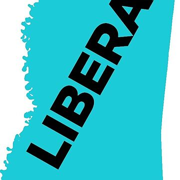 Liberal Mississippi - blue by wokesouth
