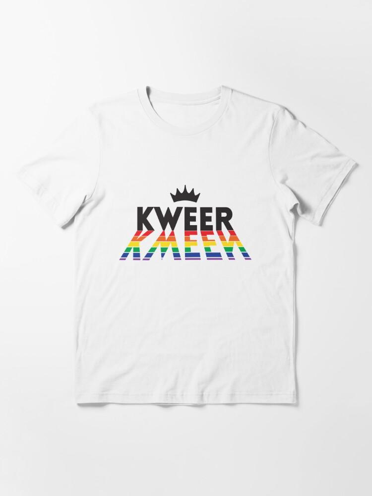 Alternative Ansicht von Kweer Kween Queer Queen - LGBT Pride Month Gift Essential T-Shirt