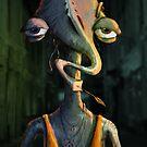 « Alien » par nakiewicz