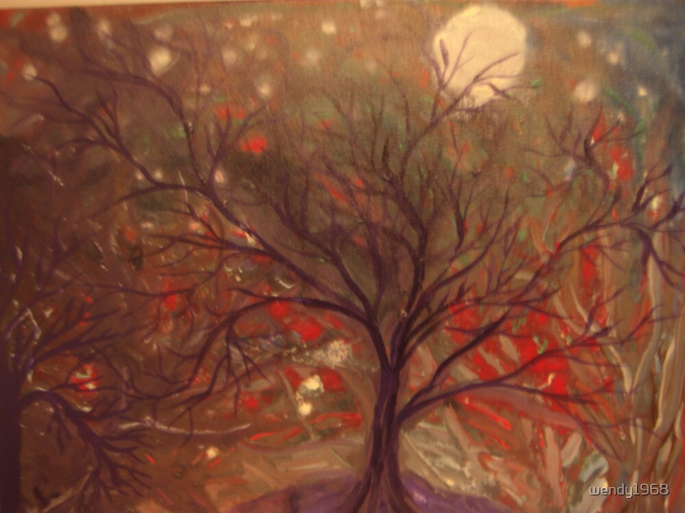 Enchanted Wood (better image) by wendy1968