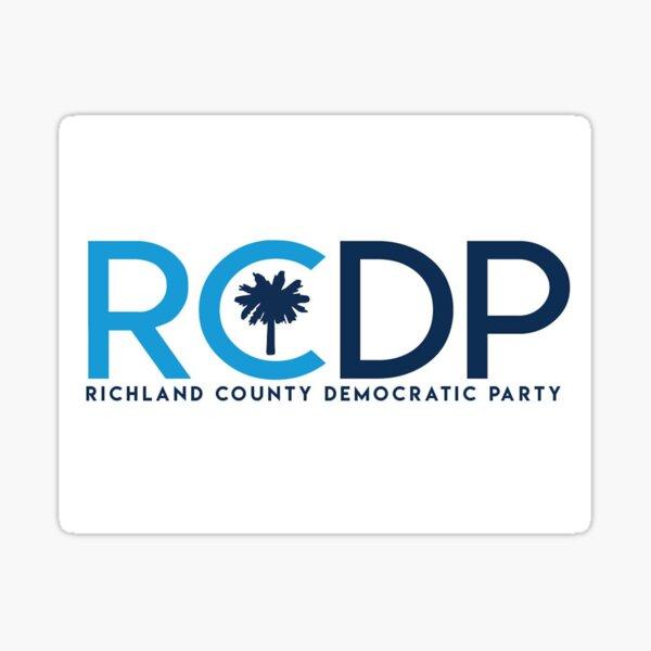 RCDP Logo Sticker