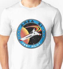 Camiseta unisex Area 51 Test Pilot