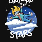 Chute Me To The Stars Free Fallers - Free Falling Gift by yeoys