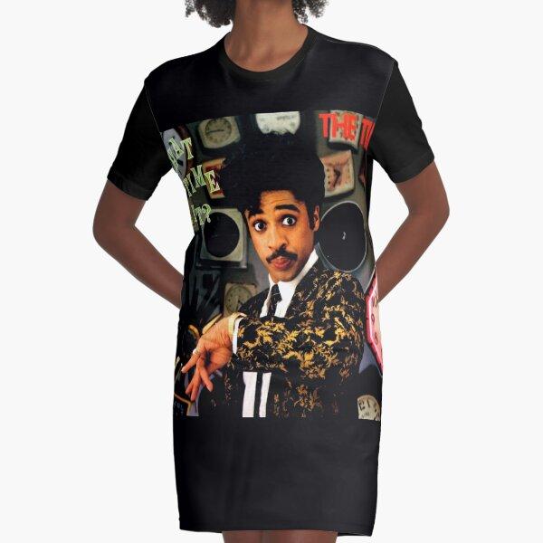 teh manis yang paling uwenak day morris shirt alhamdulillah 12345 Graphic T-Shirt Dress