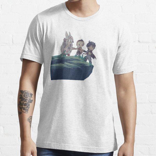 Regu and riko in a crag Essential T-Shirt