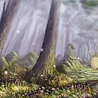 «Totoro's Forest» de Roberto Nieto