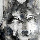 Spirit of the Wolf by Diane  Marie Kramer