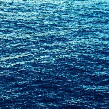 Blue ocean by helgema