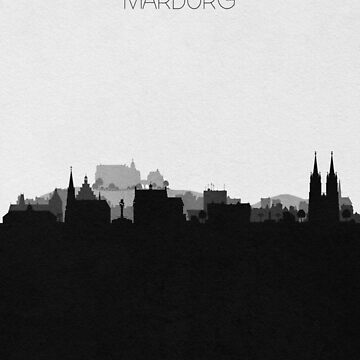 Travel Posters | Destination: Marburg by geekmywall