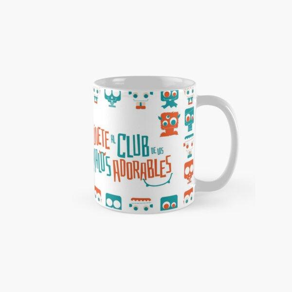 Lovable naughty guys: Monster Classic Mug