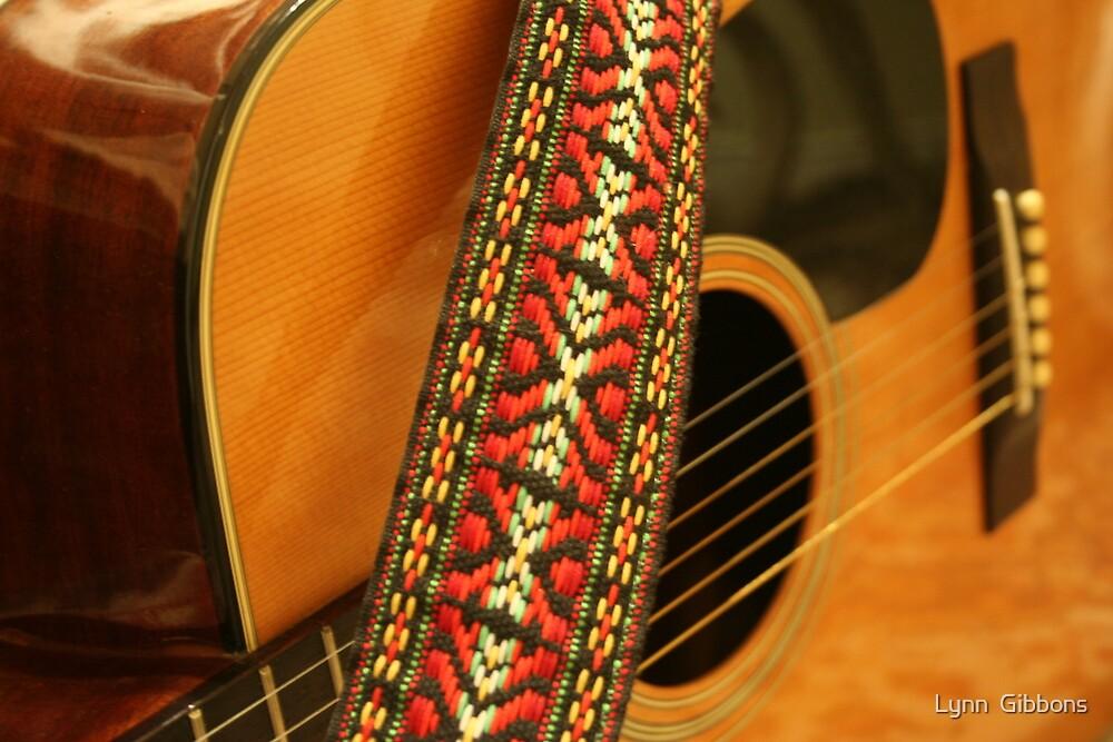 Singing Strings by Lynn  Gibbons